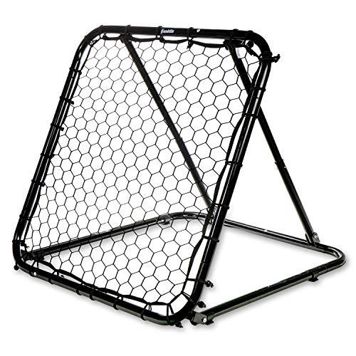 Franklin Sports Basketball Pass Back Rebounder Net – Multi-Sport Training Rebound Screen – Perfetto per il passaggio e la tiro pratica – 92499X