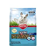 Kaytee Forti Diet Pro Health Small Animal Food For Chinchillas, 3-Pound