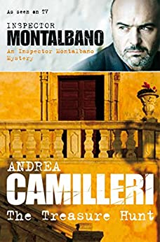 The Treasure Hunt: An Inspector Montalbano Novel 16 by [Andrea Camilleri]