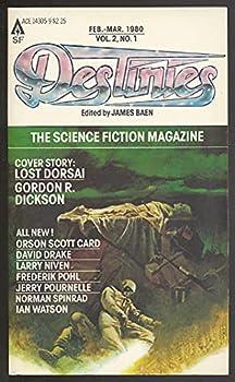 Destinies Vol. 2, No. 1 - Book  of the Destinies