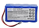 Battery Replacement for TERUMO Infusion Pump TE-171, Infusion Pump TE-172, TE-171, TE-172 Part NO 8N-1200SCK