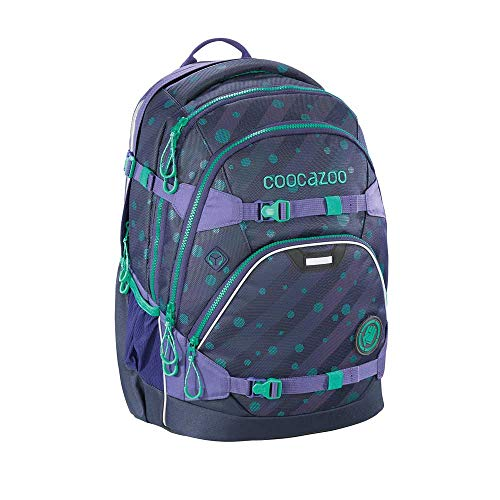 Coocazoo Schulrucksack Scale Rale EffectiveReflective Stripe