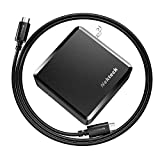 Nekteck USB C Charger 90W with Detachable Cable, PD 3.0 Charger with Foldable Plug, Wall Charger[USB-IF Certified & UL Listed] Compatible with MacBook Pro/Air, iPad Pro, iPhone, Galaxy and More
