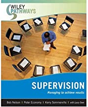 [Wiley Pathways Supervision] [Author: Nelson, Bob] [April, 2007]