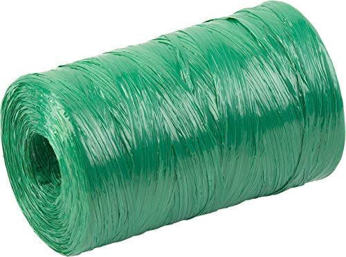 Meister 9968600 9968600-Rafia Artificial (500 m), Color Verde