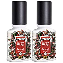 poo-pourri secret santa scent