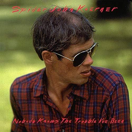 Spider John Koerner