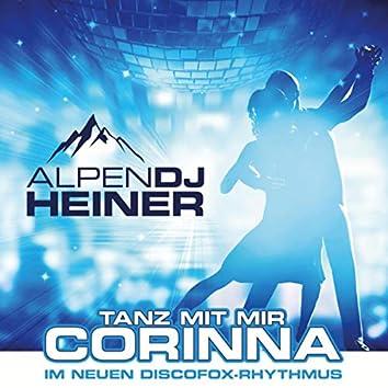 Tanz mit mir Corinna (Im neuen Discofox-Rhythmus)