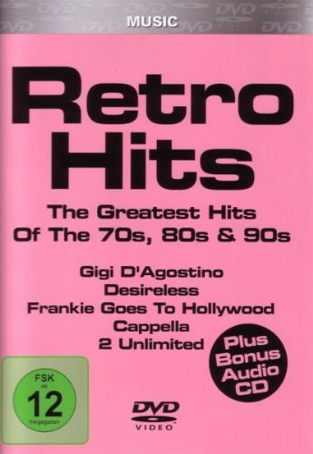 Various Artists - Retro Hits: The Greatest Hits of the 70s, 80s...