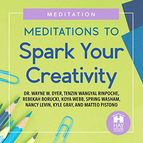Meditations to Spark Your Creativity cover art