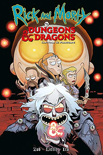 Rick and Morty vs. Dungeons & dragons (Vol. 2)
