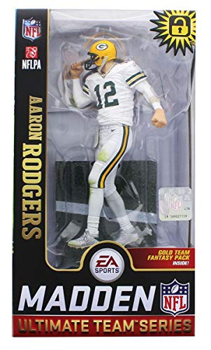 NFL Green bay Packers Madden 19 Ultimate Team Series 1 - Aaron Rodgers
