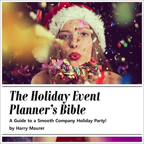 The Holiday Event Planner's Bible cover art