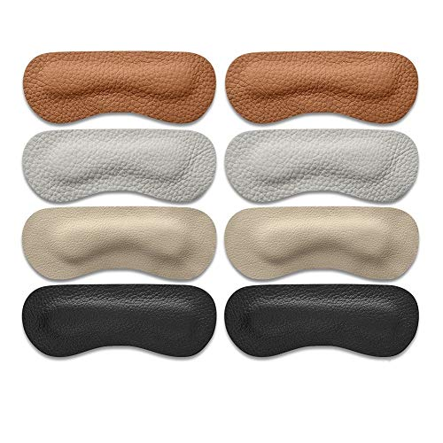 Heel Cushion Inserts - EQARD Heel Grips Pads Liner for...