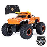 Monster Jam Official El Toro Loco Remote Control Monster Truck, 1:15 Scale, 2.4