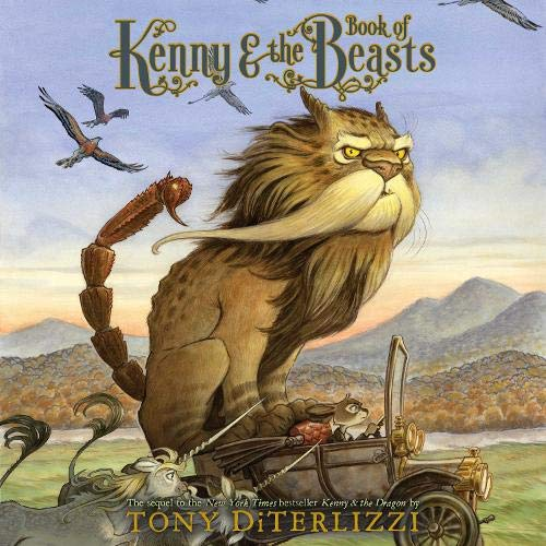 Kenny & the Book of Beasts cover art
