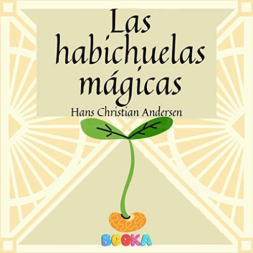 Diseño de la portada del título Las habichuelas mágicas