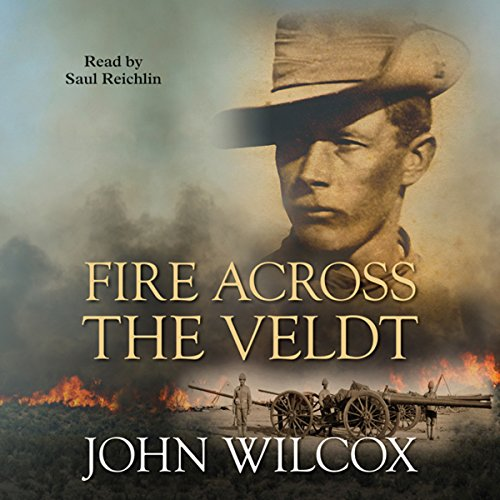 Fire Across the Veldt audiobook cover art