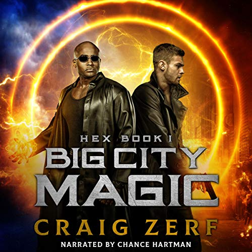 Big City Magic cover art