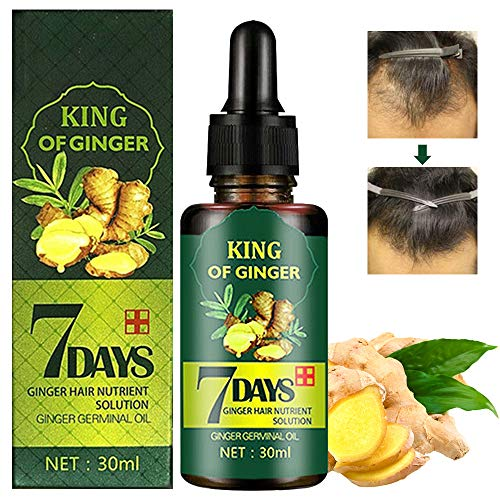 Haarwachstum Serum, Haar Wachstum Serum, Haarausfall und Haar-Behandlung,Anti-Haarausfall Haar Serum für dünner werdendes Haar,Verdickung & Nachwachsen Behandlung gegen...