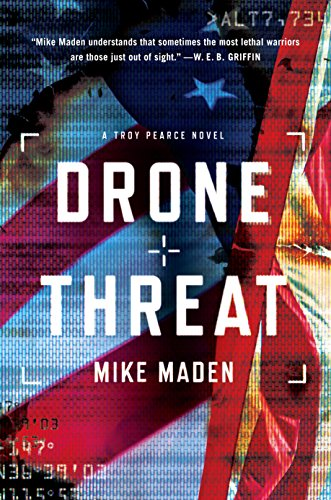 Drone Threat (A Troy Pearce Novel Book 4) (English Edition)
