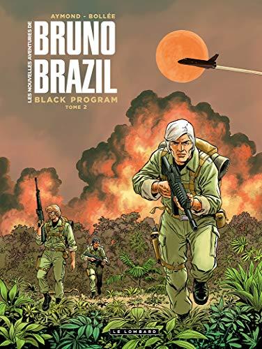 Les nouvelles aventures de Bruno Brazil, Tome 2 :