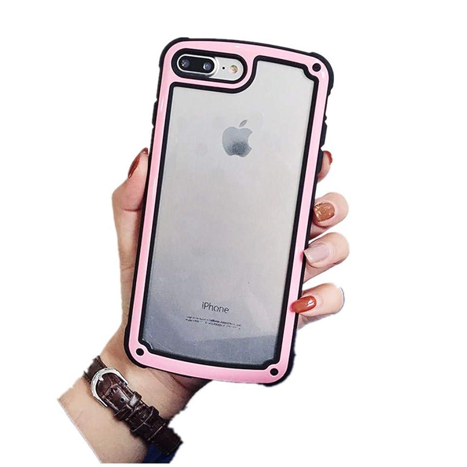 自動的にマニュアルアコード【Emikal】ポップ柄 おしゃれ iphone スマホケース 韓国風 iPhone6/7/8/6plus/7plus/8plus/X/Xs/Xs max iPhoneXr 携帯カバー ストラップ付き (iPhoneX/Xs, ピンク)