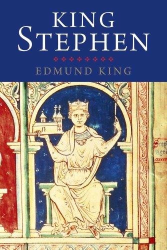 King Stephen (The English Monarchs Series)