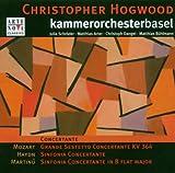 Concertan.Haydn,Mozart,Martinu - Christopher Hogwood