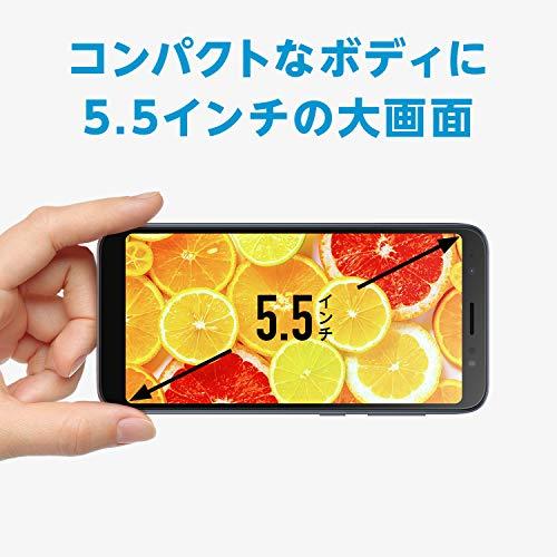 ASUSZenfoneLive(L1)シマーゴールド【日本正規代理店品】ZA550KL-GD32/A