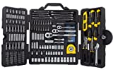STANLEY Mechanics Tools Kit , Mixed Set, 210-Piece (STMT73795)