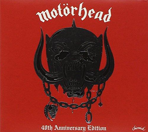 Motörhead 40th Anniversary (+Bonustracks)