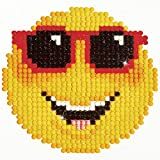 Diamond Dotz Complete Diamond Facet Art Kit Smiling Face