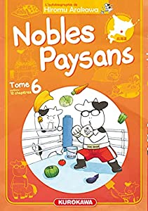 Nobles Paysans Edition simple Tome 6