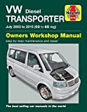 VW T5 Transporter (July 03 - 15) Haynes Repair Manual