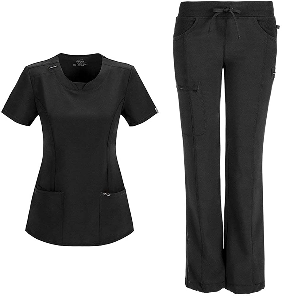 CHEROKEE Infinity San Antonio Mall Women's Medical Uniforms - Save money Set Scrub Rou 2624A