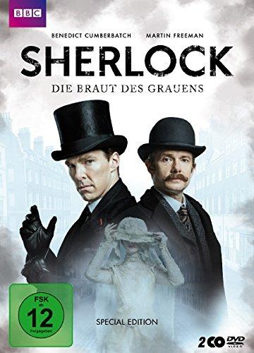 Sherlock: Die Braut des Grauens [Special Edition] [2 DVDs]