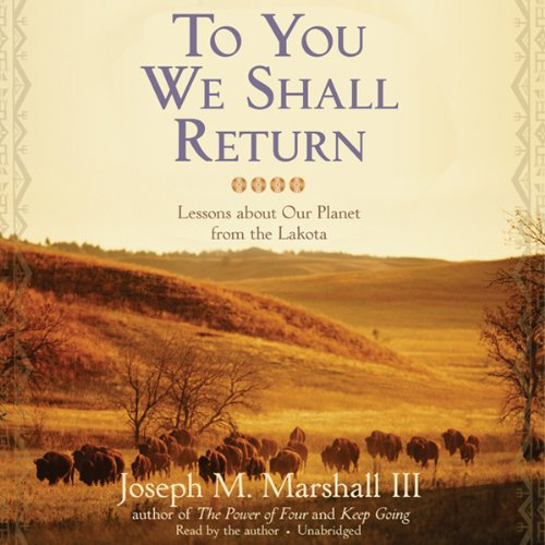 To You We Shall Return audiobook cover art
