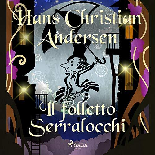 Il folletto Serralocchi copertina