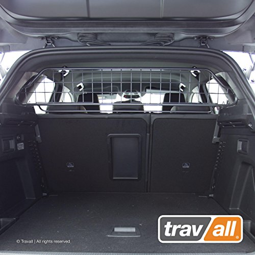 Travall Guard TDG1554 - Vehicle-Specific Dog Guard Luggage Barrier Load Separator