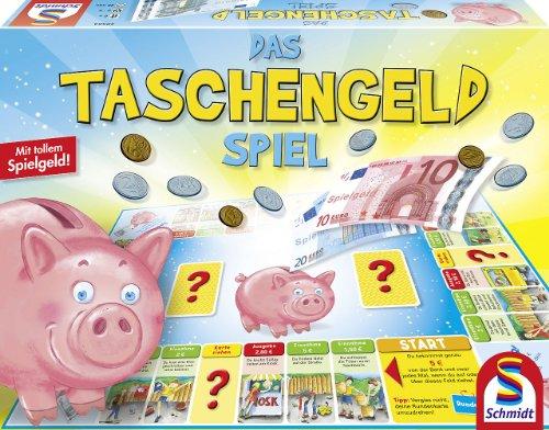 Schmidt Spiele 40504 - Das Taschengeld Spiel