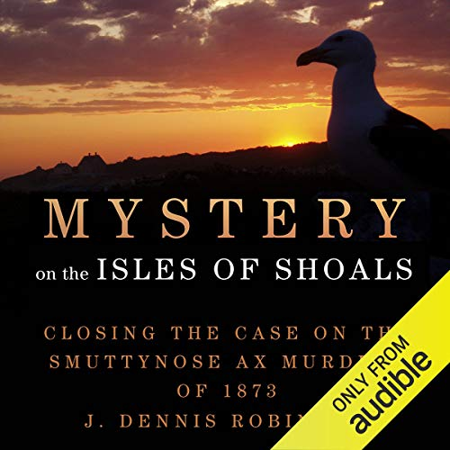 Mystery on the Isle of Shoals cover art