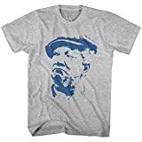 Redd Foxx 1970s Big Dummy Comedy Sanford and Son Sitcom Adult Gray T-Shirt Tee
