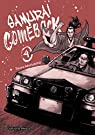 Samurai Comeback, tome 4 par Moriyama