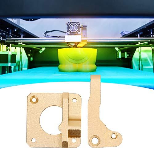 【2020 Fine anno Promozione】Estrusore per stampante 3D, estrusore pratico stabile in lega d'oro, per stampanti 3D Stampanti 3D