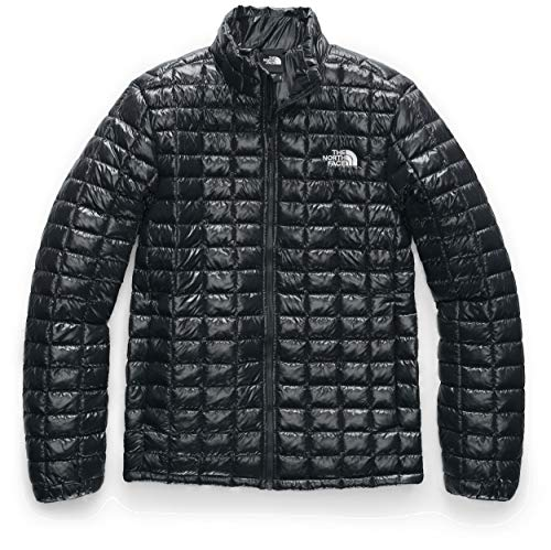 The North Face Men's Thermoball Eco Insulated Jacket - Fall or Winter Coat, TNF Black, Medium
