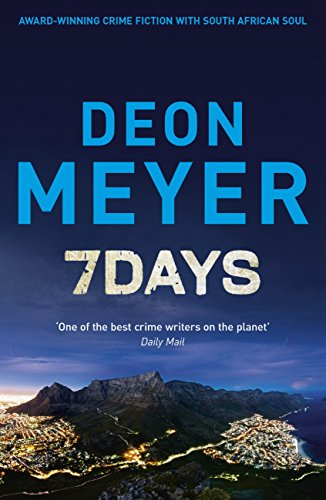 7 Days (Benny Griessel Book 3) (English Edition)