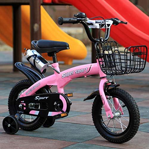 Affordable Ssltdm Boy Baby Stroller Child Bike 12 inch Little Girl Pedal Bike