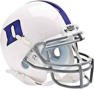 Schutt NCAA Duke Blue Devils Mini Authentic XP Football Helmet