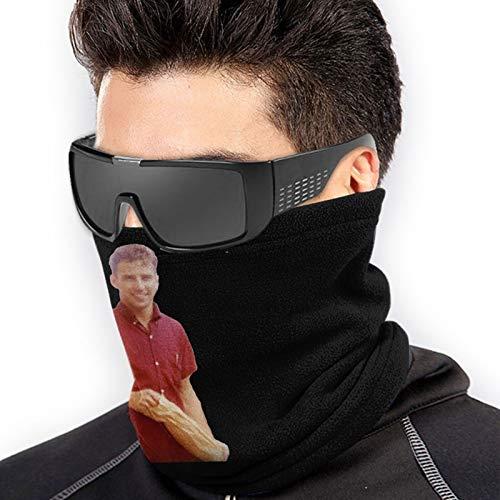 Young Joe Biden Unisex Face Bandana Neck Gaiter Face Mask Black